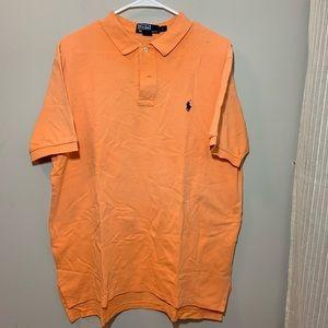 Polo: Ralph Lauren orange Polo Large